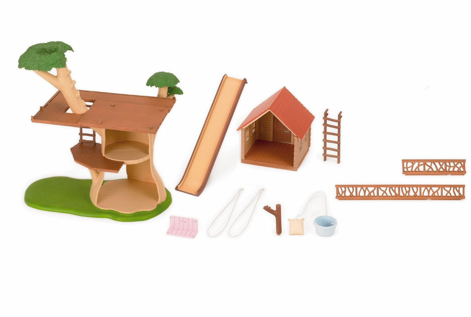 Calico Critters Adventure Treehouse Parts