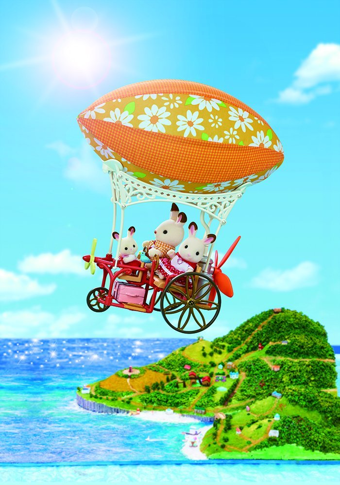 Calico Critters Skyride Adventure 1