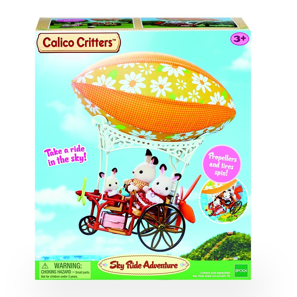 Calico Critters Skyride Adventure Box