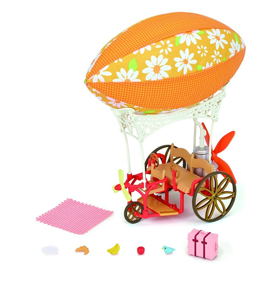 Calico Critters Skyride Adventure parts